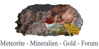 Meteorite-Mineralien-Gold-Forum.de